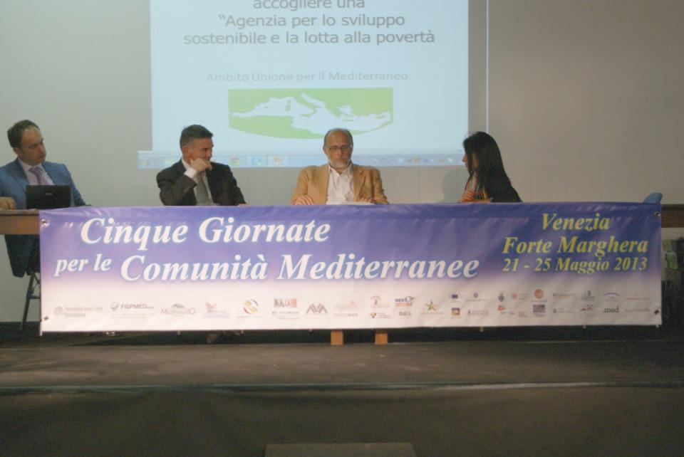 con il vice Presidente della Commissione Ambiente del Consiglio Regionale del Veneto si discute di Osservatorio EuroMediterraneo e del Mar Nero